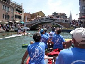 La Vogallonga à Venise