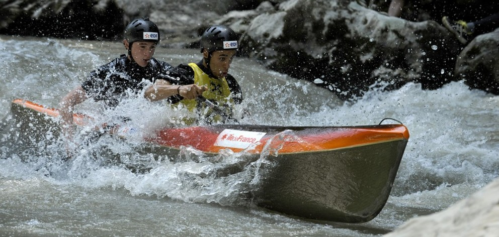 Arthur Leduc  et Léo Zouggari médaillés d'or