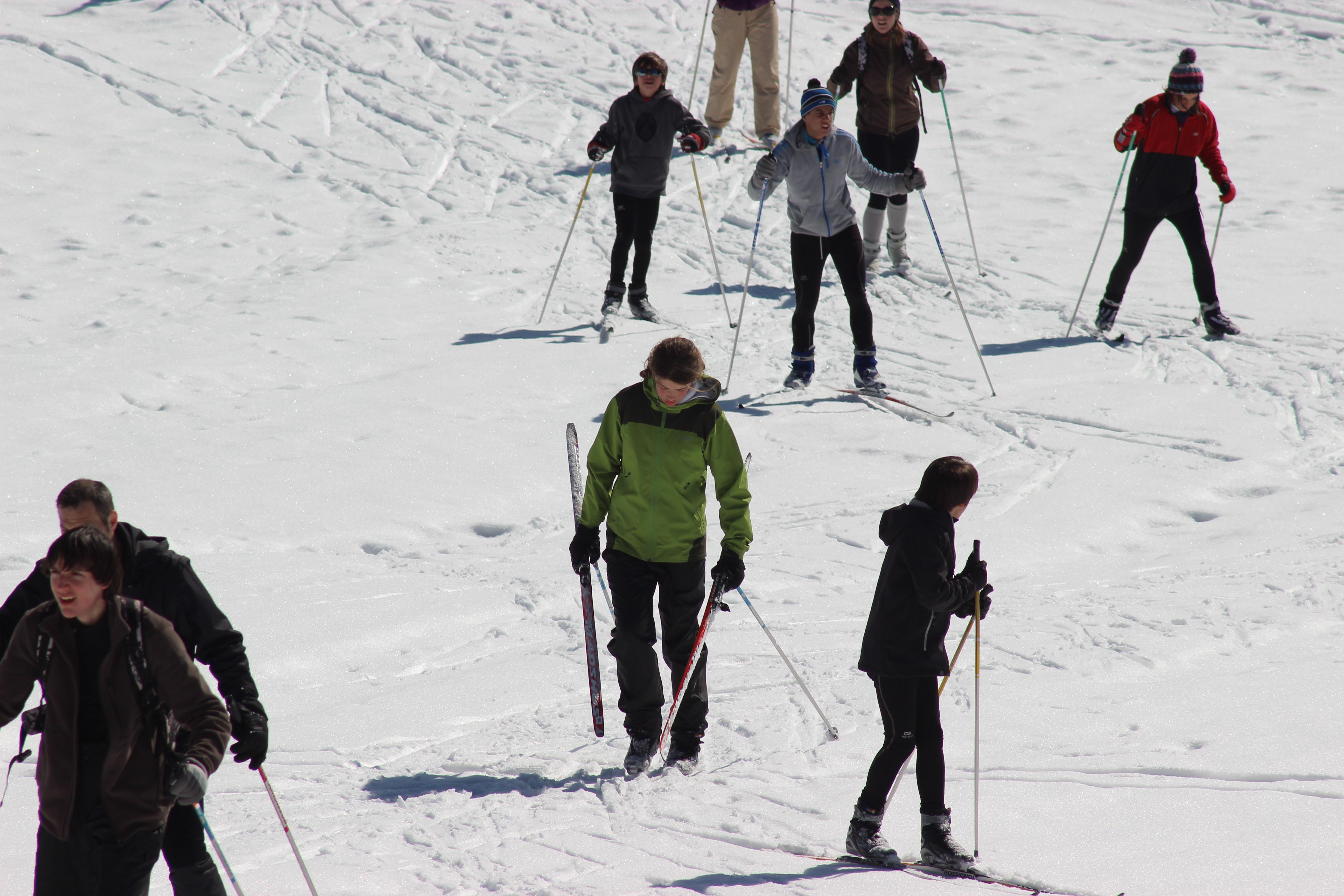 Stage CDCK77 : Ski de Fond