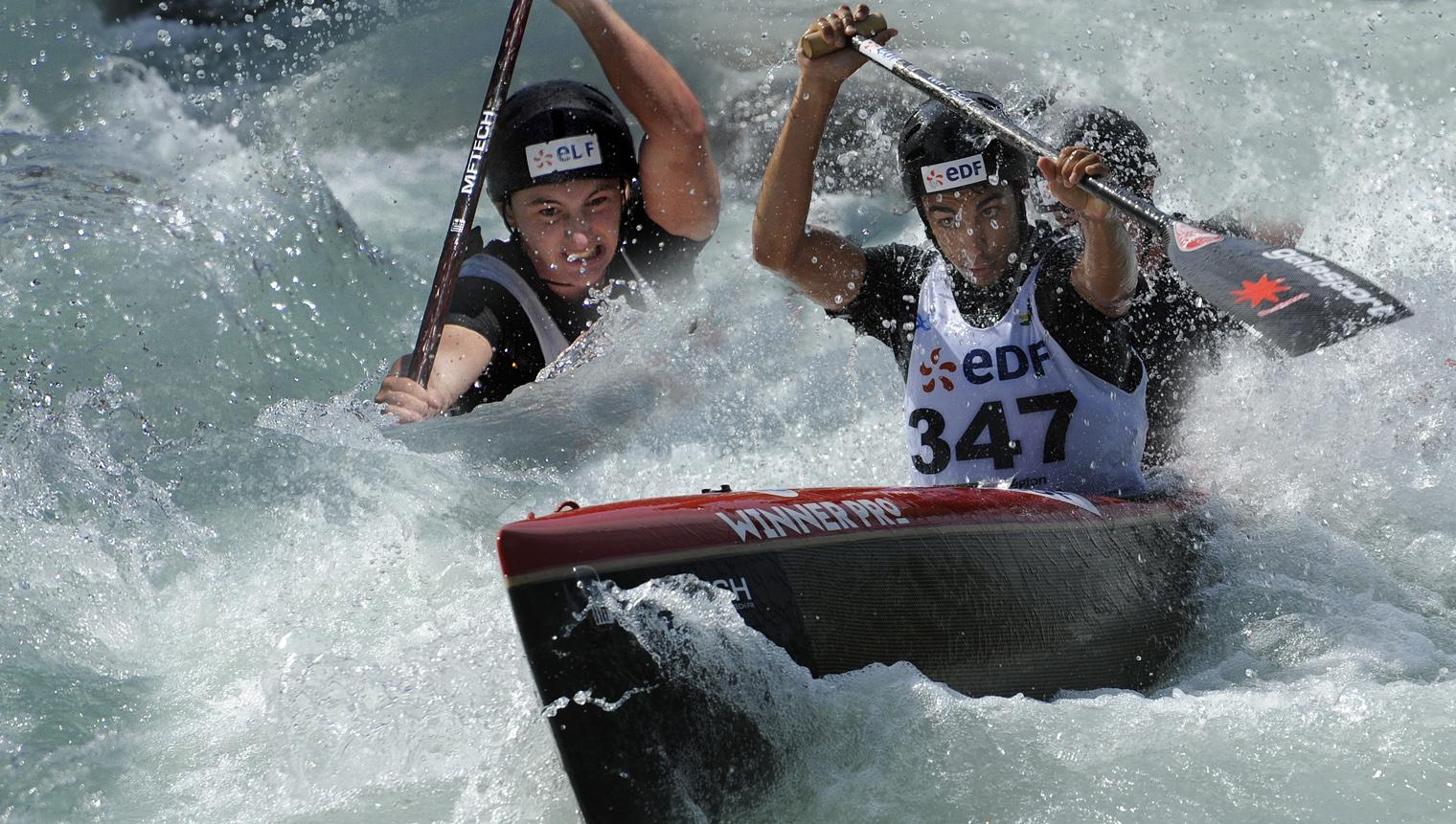 Arthur et Léo décrochent le bronze aux mondiaux en Autriche