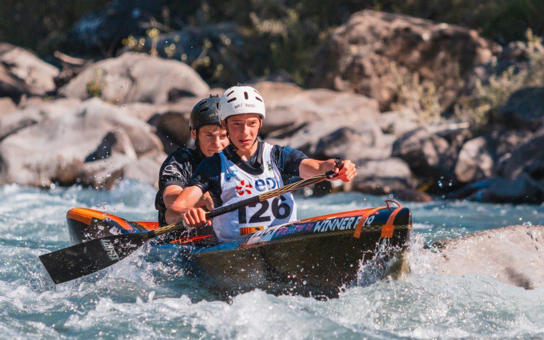 Dimitri et Jérome champions de France en C2