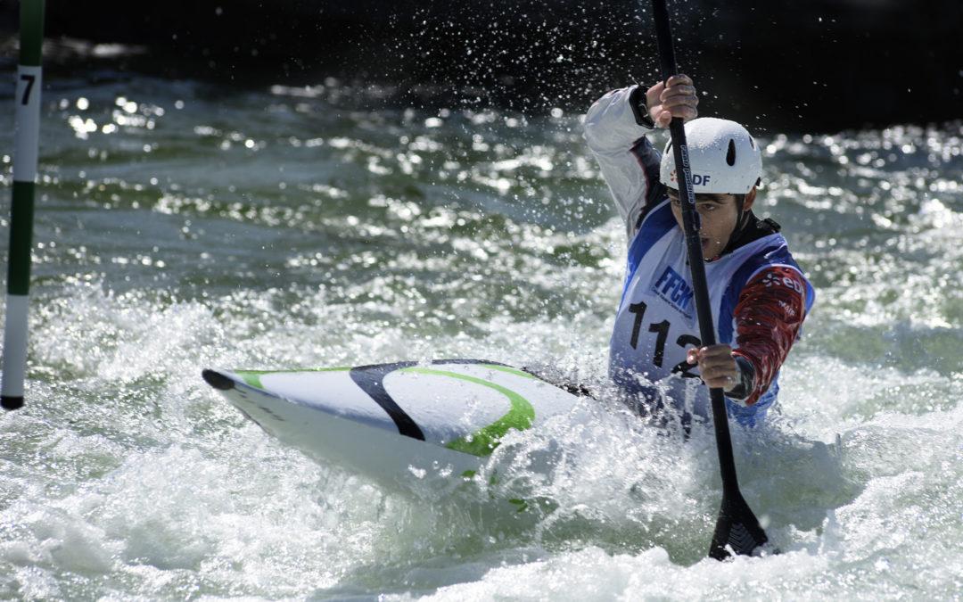 Championnats de France Elite de slalom 2021