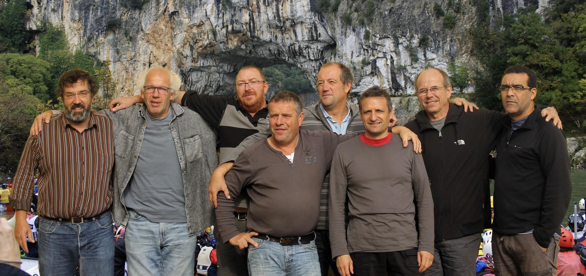 Challenge des Gorges de l'Ardèche 2014
