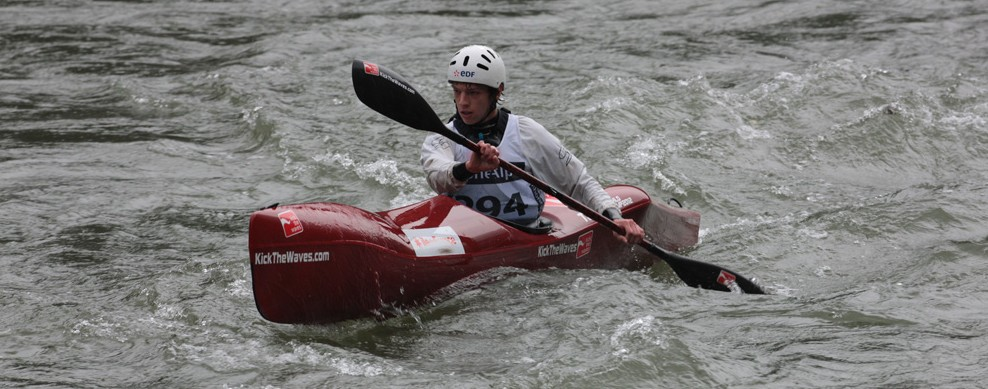Marathon de l'Ardèche: Hugo dans le top 15 européen!